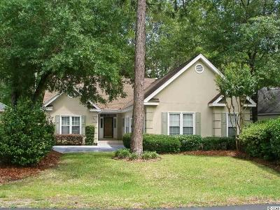 Georgetown County Single Family Home For Sale: 327 Dornoch Dr.
