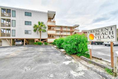 North Myrtle Beach Condo/Townhouse For Sale: 1711 S Ocean Blvd. #306