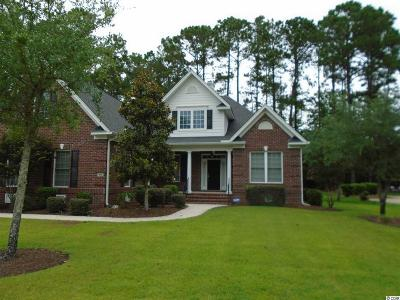 Murrells Inlet Single Family Home For Sale: 46 Stonington Dr.