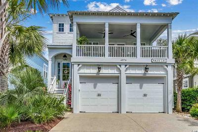 North Myrtle Beach Single Family Home For Sale: 4974 Salt Creek Ct.