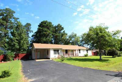 Conway Single Family Home For Sale: 802 15th Ct.