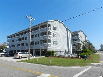 Garden City Beach Condo/Townhouse For Sale: 1509 N Waccamaw Dr. #111