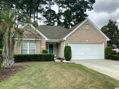 Murrells Inlet Single Family Home Active Under Contract: 4498 Fringetree Dr.