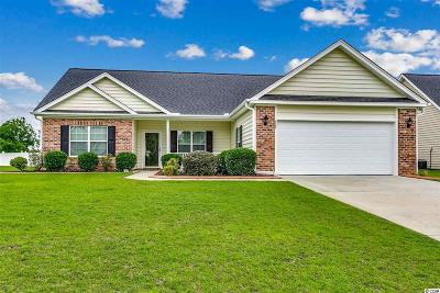 Conway Single Family Home For Sale: 609 Fieldwoods Dr.