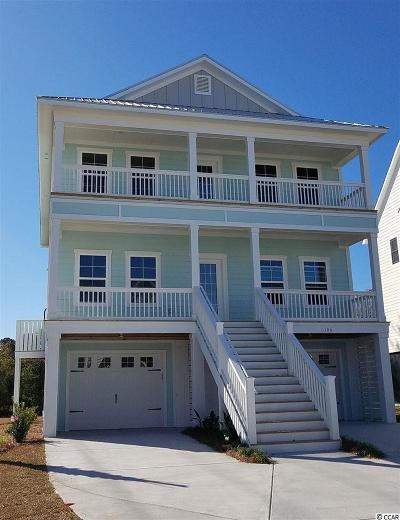 Pawleys Island Single Family Home Active Under Contract: 186 Cayman Loop