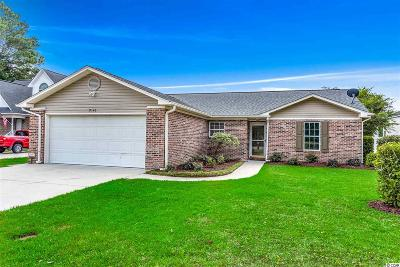 Murrells Inlet Single Family Home Active Under Contract: 9147 Wildwood Pl.