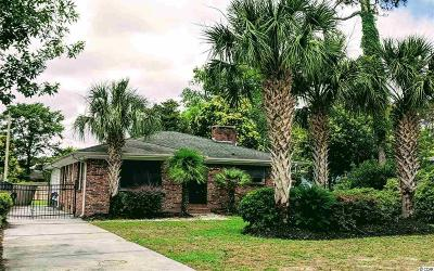 Myrtle Beach Single Family Home Active Under Contract: 5815 Haskell Circle