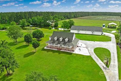 Conway Single Family Home For Sale: 4950 Juniper Bay Rd.