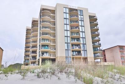 North Myrtle Beach Condo/Townhouse For Sale: 1425 S Ocean Blvd. S #1-F
