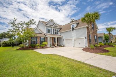 North Myrtle Beach Single Family Home For Sale: 1320 Seabrook Plantation Way