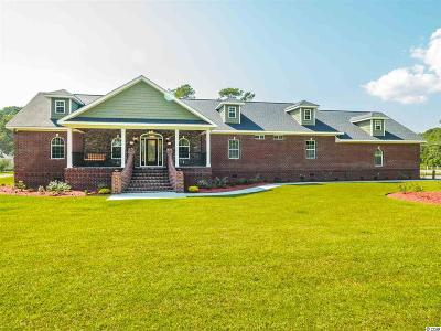 Brunswick County Single Family Home For Sale: 6245 SW Ocean Aire Rd.