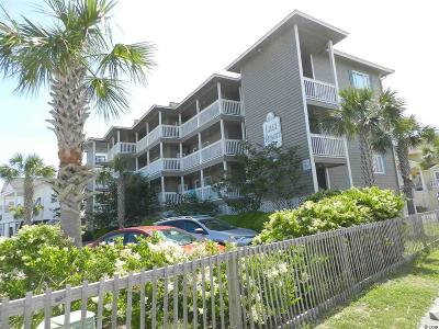 Surfside Beach Condo/Townhouse Active Under Contract: 217 S Ocean Blvd. #303