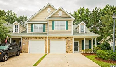 Murrells Inlet Condo/Townhouse For Sale: 759 Painted Bunting Dr. #E