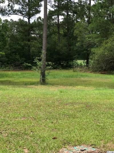 Horry County Residential Lots & Land For Sale: 218 Putney Ct.