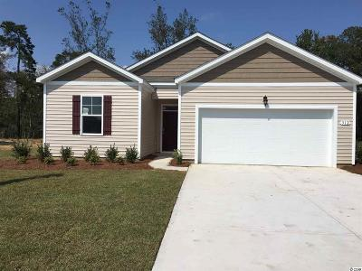 Conway Single Family Home For Sale: 312 Carmello Circle