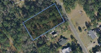 Horry County Residential Lots & Land For Sale: 4787 Riverside Dr.