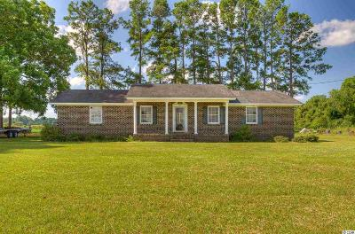Loris Single Family Home Active Under Contract: 501 Highway 67