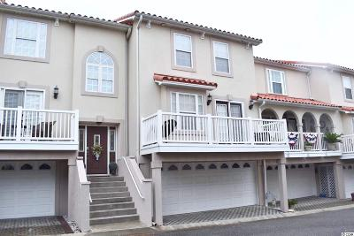 North Myrtle Beach Condo/Townhouse For Sale: 516 Hillside Dr. S #403