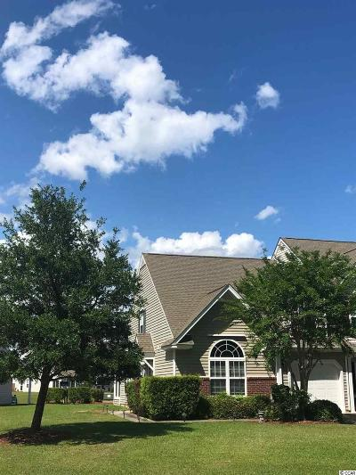 Horry County Condo/Townhouse For Sale: 608 Riverward Dr. #Lot 184