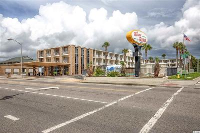 Myrtle Beach Condo/Townhouse For Sale: 1600 S Ocean Blvd. #334