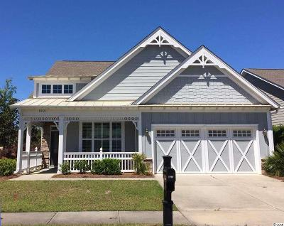 Bermuda Bay, Captains Cove, Carillon - Tuscany, Cresswind - Market Common, Inlet Oaks Village, Jensens, Lakeside Crossing, Live Oak, Myrtle Trace, Myrtle Trace Grande, Myrtle Trace South, Providence Park, Rivergate - Little River, Seasons At Prince Creek West, Spring Forest, Woodlake Village Single Family Home For Sale: 1910 Suncrest Dr.