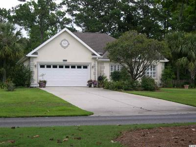 Georgetown County Single Family Home For Sale: 260 Club Circle