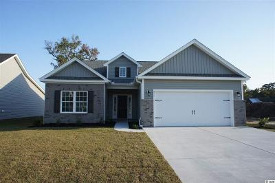 Surfside Beach Single Family Home Active Under Contract: 411 Rycola Circle