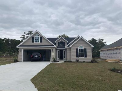 Longs Single Family Home Active Under Contract: 82 Palmetto Green Dr.
