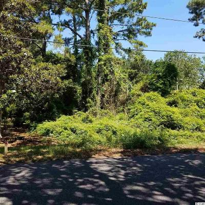 Horry County Residential Lots & Land For Sale: 212 N Oak Dr.