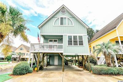 Surfside Beach Single Family Home For Sale: 1025 N Dogwood Dr. North