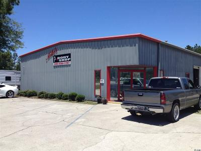 Horry County Commercial For Sale: 2840 Holmestown Rd.