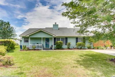 Surfside Beach Single Family Home For Sale: 1215 Live Oak Ct.
