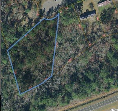 Horry County Residential Lots & Land For Sale: Lot 29 Coastal Oaks Dr.