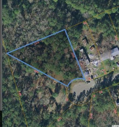 Horry County Residential Lots & Land For Sale: Lot 31 Coastal Oaks Dr.
