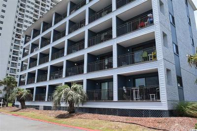 Myrtle Beach Condo/Townhouse For Sale: 5905 - 306 B S Kings Hwy. #306 B
