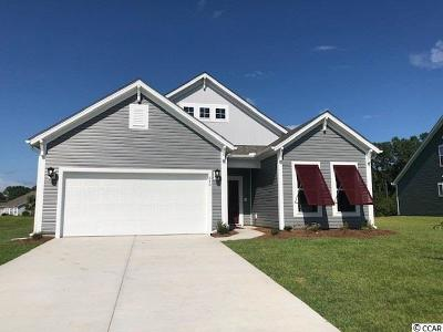 Brunswick County Single Family Home Active Under Contract: 640 NW Dellcastle Ct.