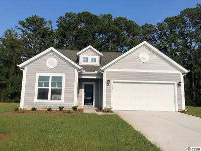 Brunswick County Single Family Home Active Under Contract: 628 NW Dellcastle Ct.