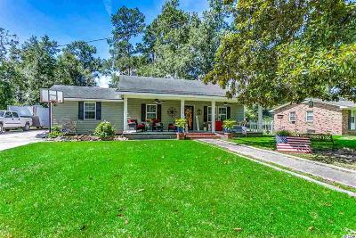 Conway Single Family Home For Sale: 1705 Sherwood Dr.