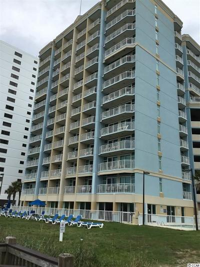 Myrtle Beach Condo/Townhouse For Sale: 2501 S Ocean Blvd. #1117