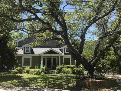 Myrtle Beach Single Family Home Active Under Contract: 411 N 38th Ave. N