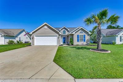 Myrtle Beach Single Family Home For Sale: 417 Barton Loop