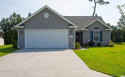 Murrells Inlet Single Family Home For Sale: 133 Woodland Park Loop