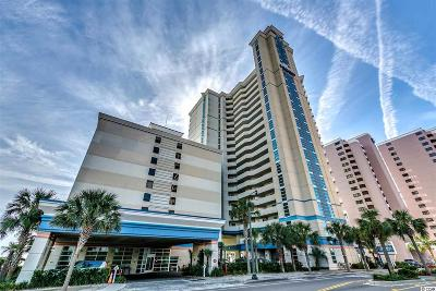 Horry County Condo/Townhouse For Sale: 2504 N Ocean Blvd. #836