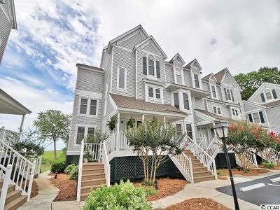 Georgetown County Condo/Townhouse For Sale: 4996 Highway 17 Business #304D