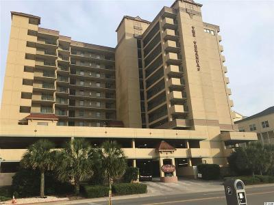 Horry County Condo/Townhouse For Sale: 501 S Ocean Blvd. #1105