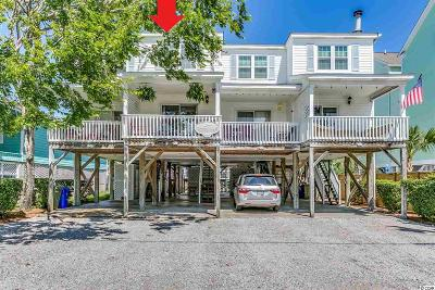 Surfside Beach Condo/Townhouse For Sale: 218c N Dogwood Dr. #C