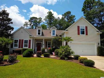 Georgetown County Single Family Home For Sale: 624 Camden Circle