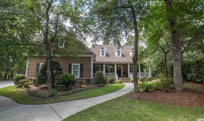 Pawleys Island Single Family Home For Sale: 488 Muirfield Dr.