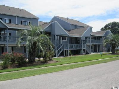 Surfside Beach Condo/Townhouse For Sale: 1930 Bent Grass Dr. #1930