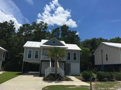 Pawleys Island SC Single Family Home For Sale: $299,900